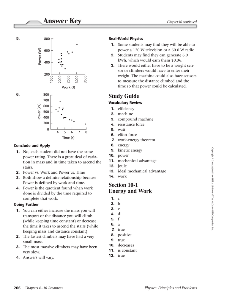 Glencoe Earth Science Worksheets Science Note Taking Worksheet