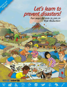 Let`s learn to prevent disasters!