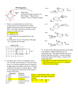 AP Multiple Choice Electromagnetism Electrostatic Answers