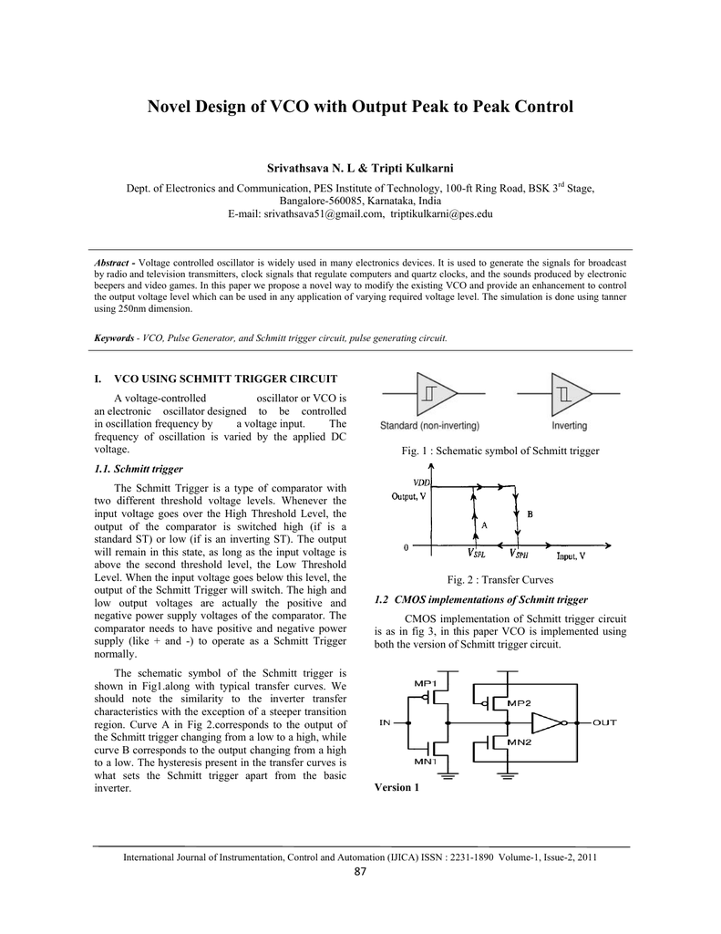 Novel Design Of Vco With Output Peak To Control Pulse Generating Circuit 018121404 1 7a17305892850672f42c24adea3ebbd0