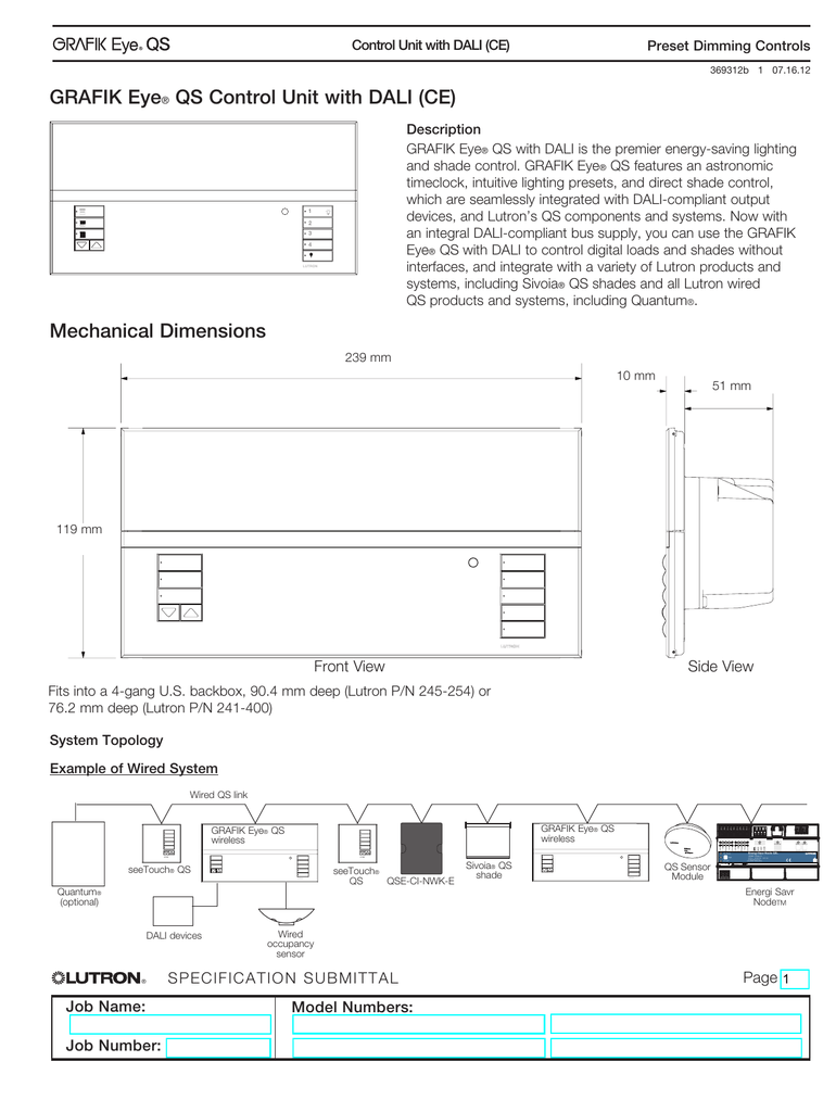 Shades Wiring Diagram Moreover Lutron Grafik Eye Wiring Diagram