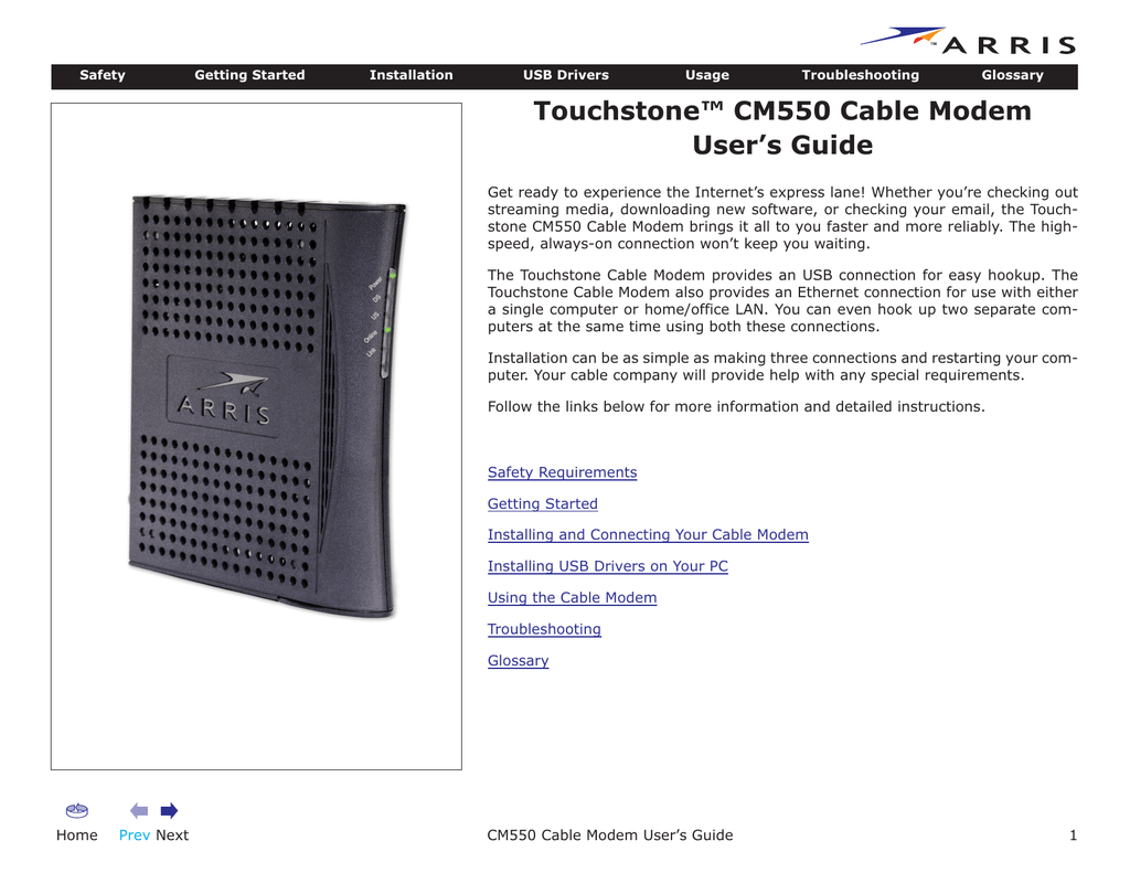 ARRIS RNDIS MODEM WINDOWS XP DRIVER