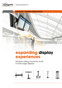 expanding display experiences