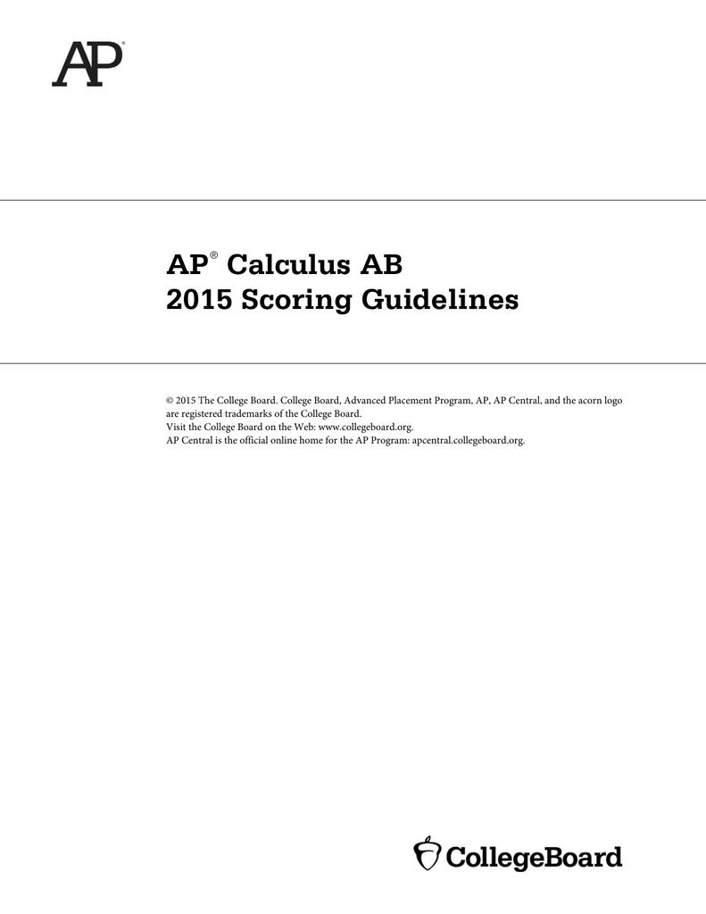 29+ 2020 Ap Calculus Ab Free Response Answers  JPG