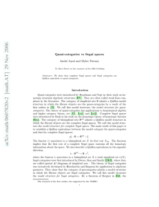 arXiv:math/0607820v2 [math.AT] 29 Nov 2006