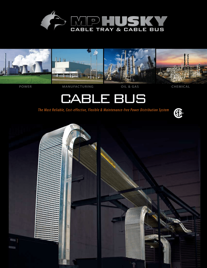 Cable bus mp husky greentooth Choice Image