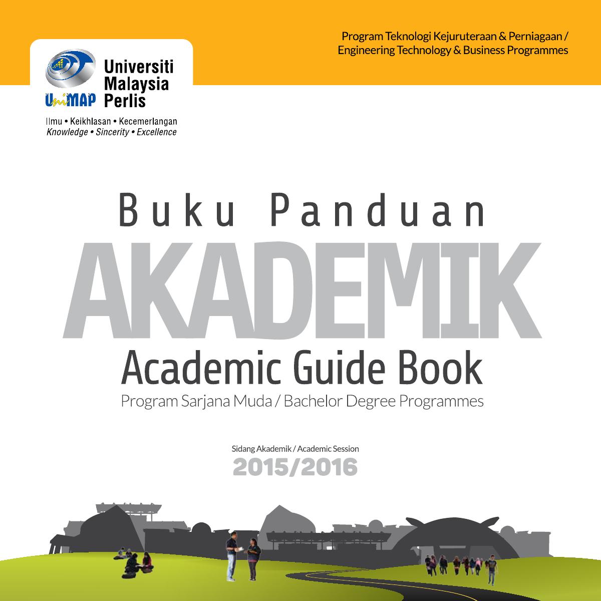 Buku Panduan Akademik Sarjana Muda Teknologi