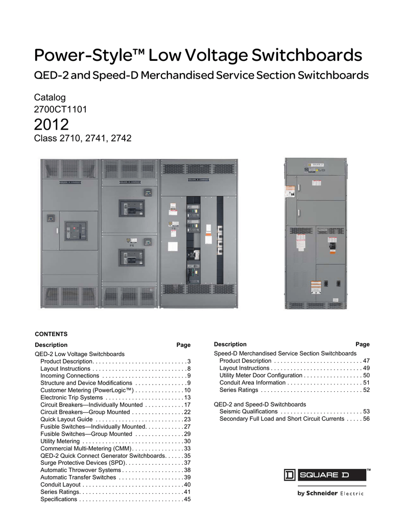 Power Style Low Voltage Switchboards Ati Transfer Switch Wiring Diagram