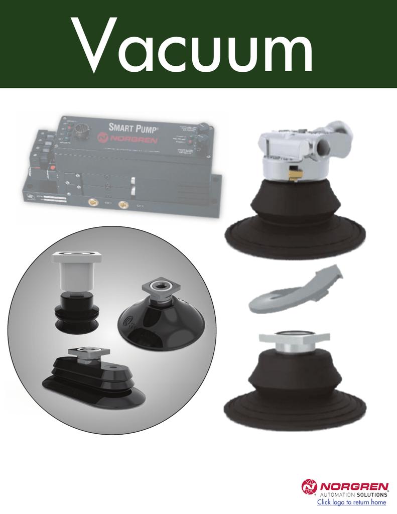 CVC4 12 Norgren Vacuum suction Cup CVC-4 Urethane w// O-ring Seal