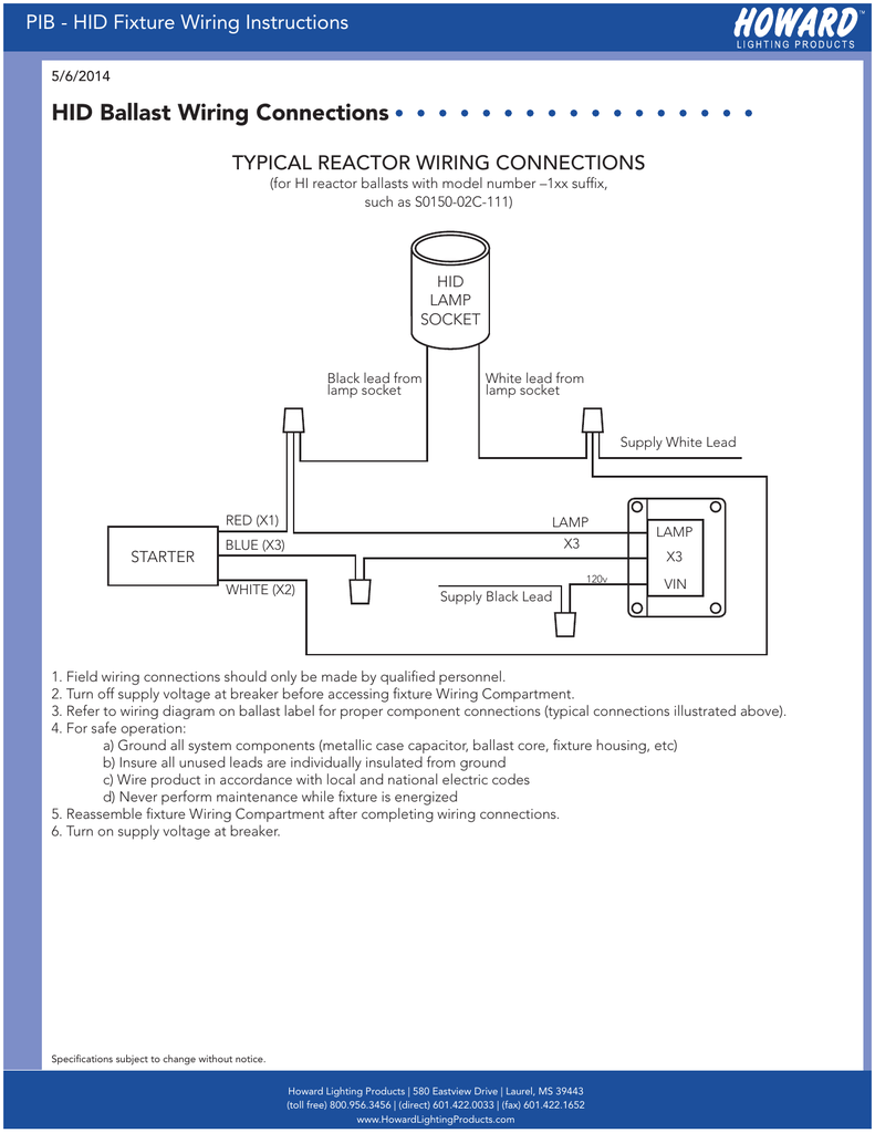 Hid 240v Wiring Diagram Gfci Breaker Plug 220 Volt Free Download Ballast Connections On Home Circuit