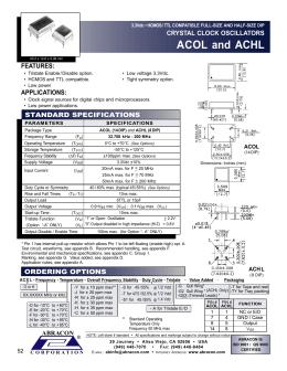 MPC5607B Microcontroller Data Sheet
