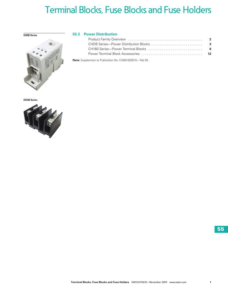 Terminal Blocks Fuse And Holders Carlton Rk5 Holder In Box