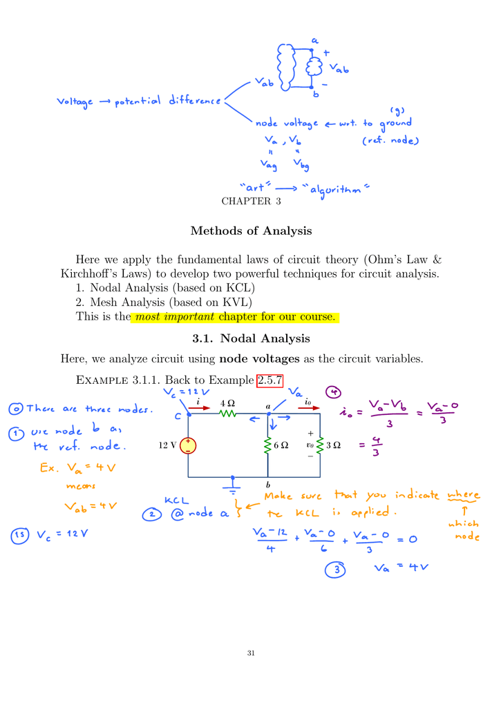 Annotated version for ch 3