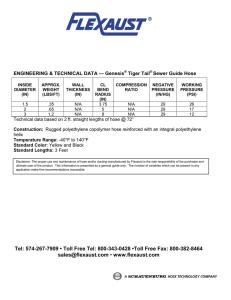 BOTTOM RADIATOR HOSE for MAZDA T3500 4 CYL DIESEL 84~86 CH2883
