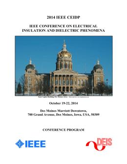 2014 IEEE CEIDP