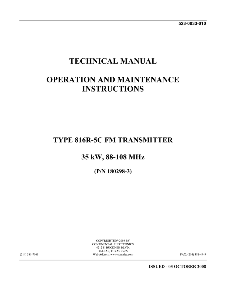 Technical Manual Operation And Maintenance Instructions Pnp 24v Wiring Diagrams For Eyes Photo