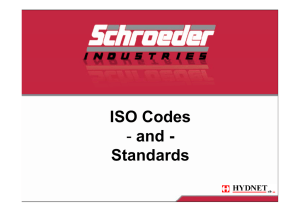 ISO Codes - and