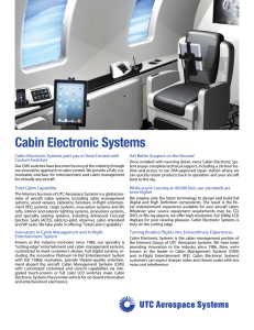 Cabin Electronic Systems