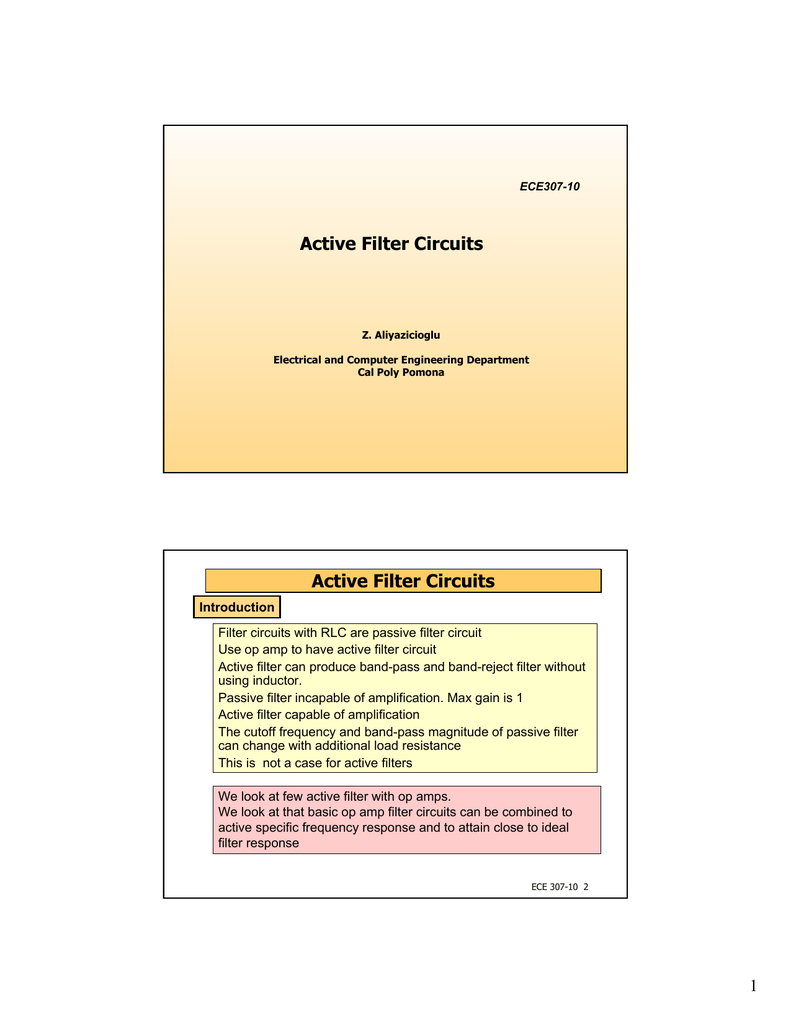Active Filter Circuits And Passive Filters 018159044 1 Ea2831a5742ffe497b2c386f329ceb5e