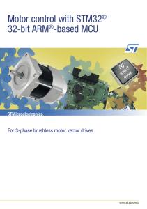 STM32 ST-LINK Utility software description