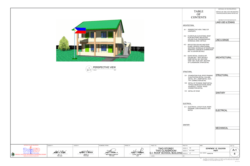2 storey 2cl - deped