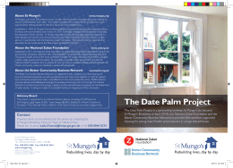 The Date Palm Project