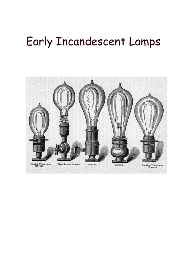 #10 Antique Edison Style Incandescent Light Bulb Etched W Mazda Cage Filament Collectibles