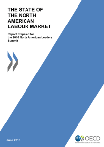 The State of the North American Labour Market