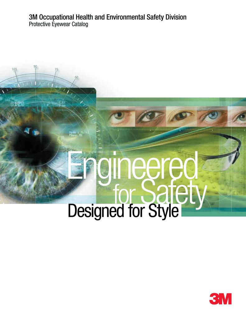 f0f919fe38 3M Protective Eyewear Catalog