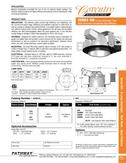 Series 6HI - A L& Downlight - W all W ash  sc 1 st  studylib.net & Apex Lighting Solutions u2013 The Point Where All Ascending Lines azcodes.com