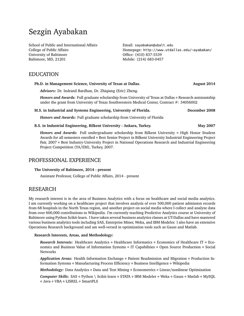 song analysis paper