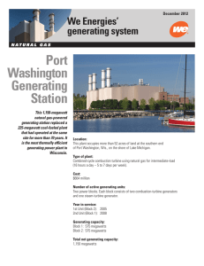 Port Washington Generating Station