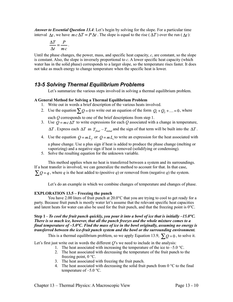 Uncategorized Specific Heat Worksheet Answers 100 specific heat worksheet with answers food digestion thermal equilibrium equation jennarocca