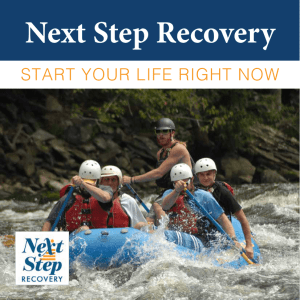 Next Step Recovery for Men