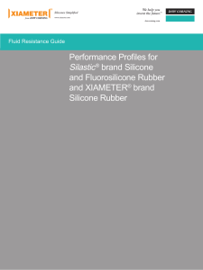 Silicone Rubber Fluid Resistance Guide