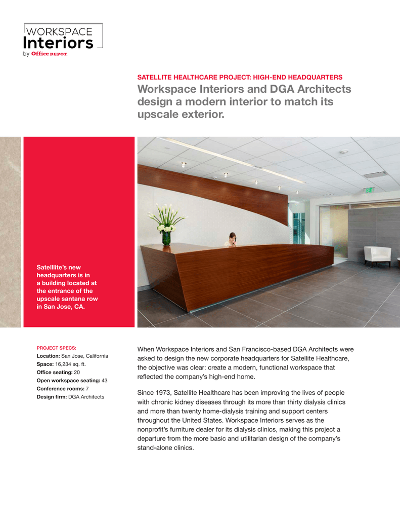 View PDF - Workspace Interiors by Office Depot