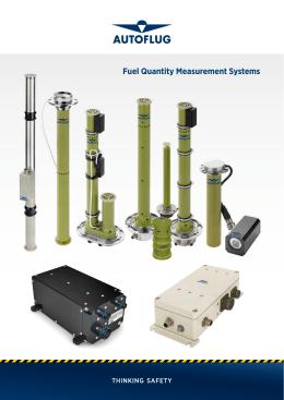 Fuel Quantity Measurement Systems
