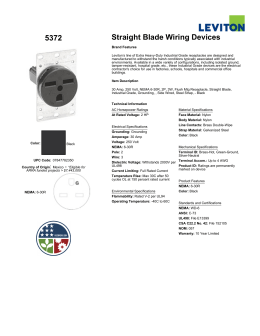 2516 locking wiring devices rh studylib net