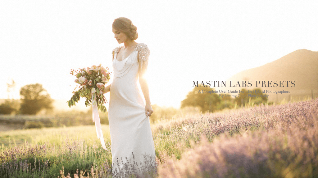 to the mastin labs preset user guide by jeremy chou