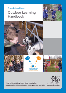 Outdoor Learning Handbook