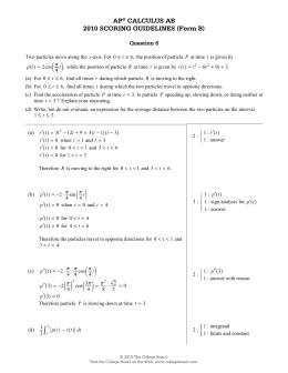 sample responses q6 ap central rh studylib net AP Chemistry AP Physics 1 Equation Sheet 2017