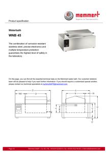 Memmert Universal Oven UF750plus