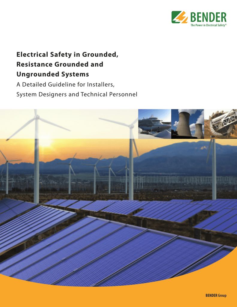 Electrical Safety in Grounded, Resistance on