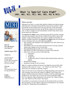 What is Special Care High? - Minnesota Department of Health