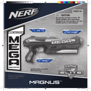 Nerf Elite Magnus Instructions-A4796 Read More