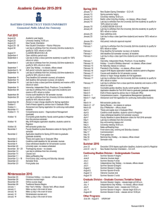 Msu Academic Calendar.Great Falls College Msu Spring 2016 Academic Calendar