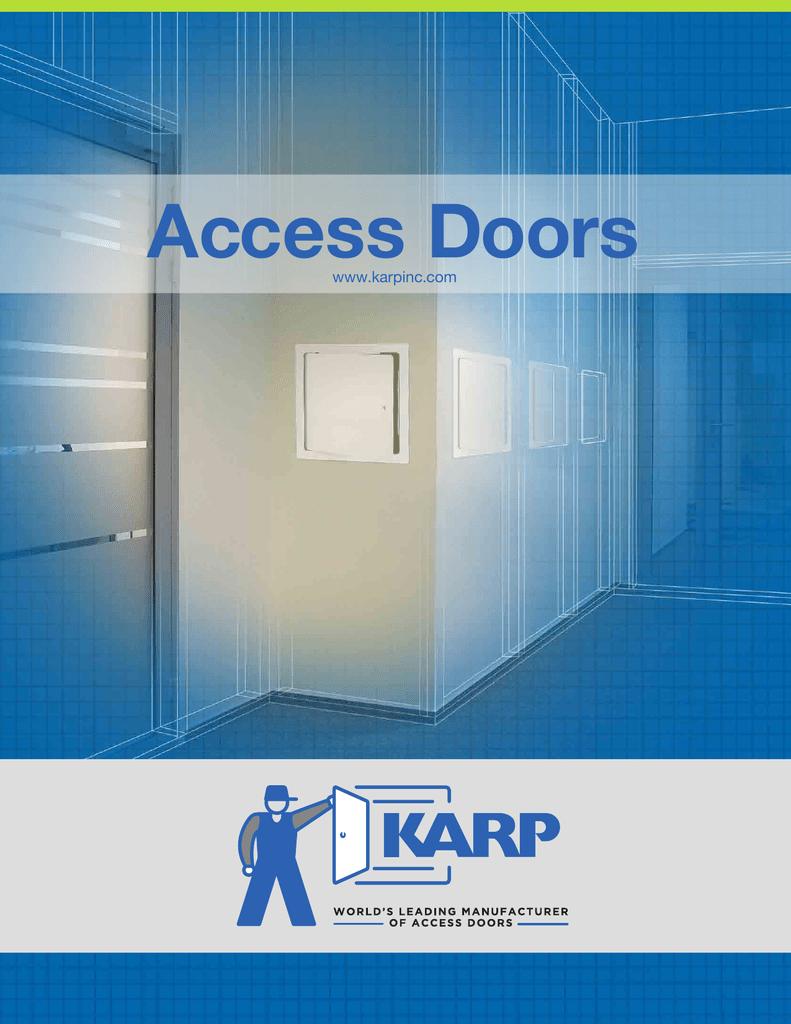 Karp HA Handi-Access Access Door 14 x 14
