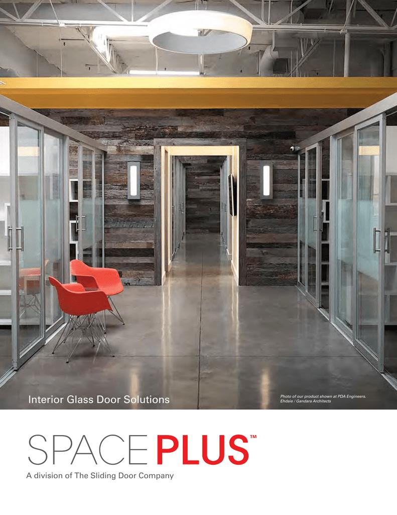 Interior Glass Door Solutions