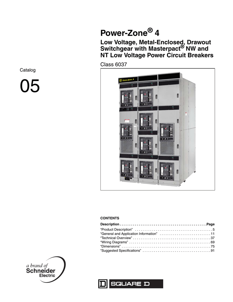 Power Zone 4 Schneider Electric Single Coil Pickup Wiring Diagram As Well Arc Fault Circuit Breaker