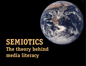 The theory behind media literacy